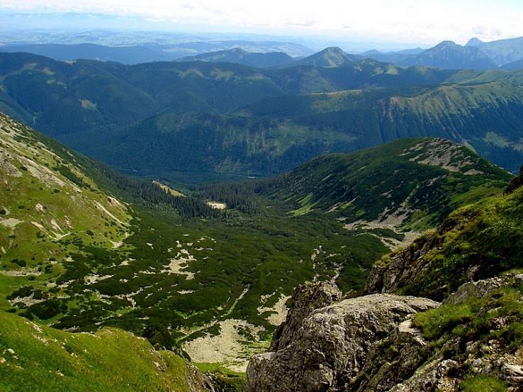 Tatranské kopčeky