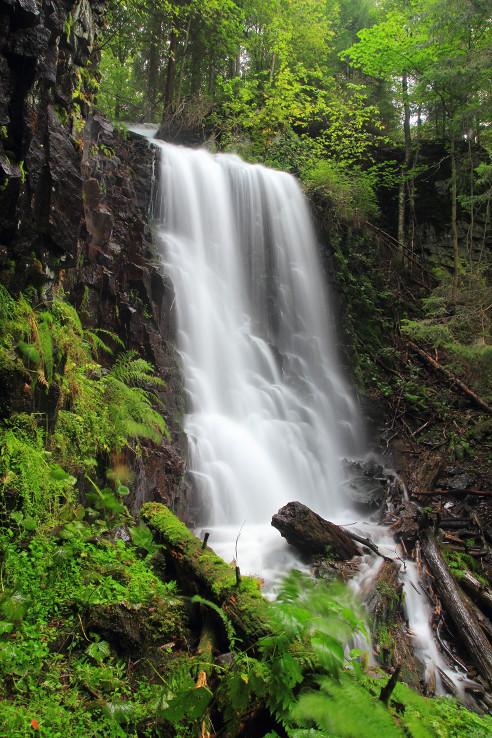 Vodopád Spády