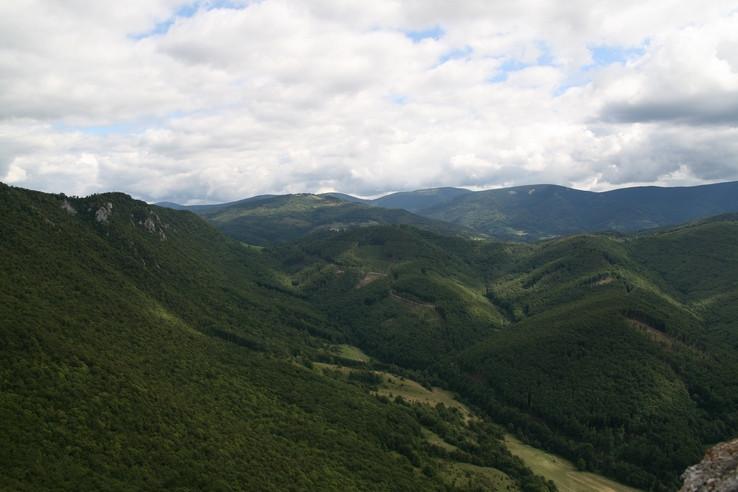 Sedlo Predná hora