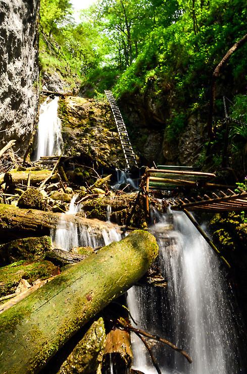 Nálepkov vodopád II