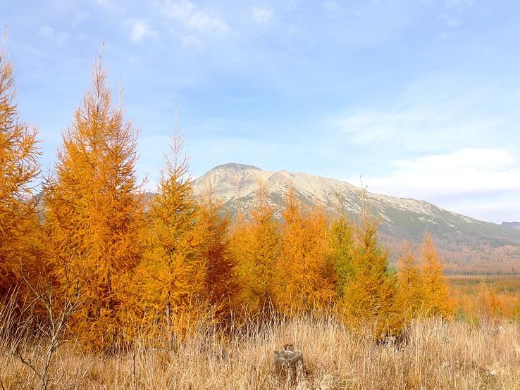 Oranžové Tatry