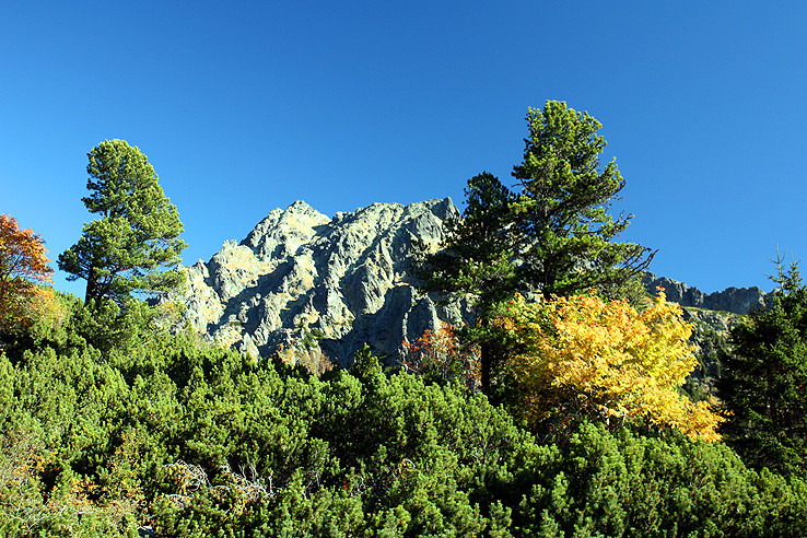 Tatransko jesenná