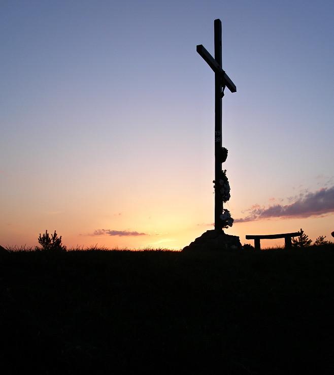 Silueta kríža