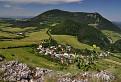 Výhľadovka zo skalného útvaru Bosmany  / 1.2308