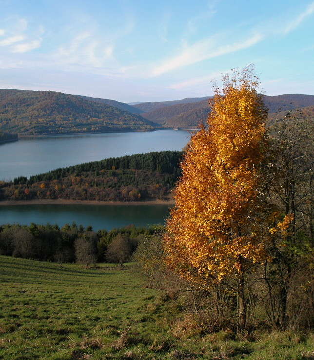 Jeseň nad Starinou II.