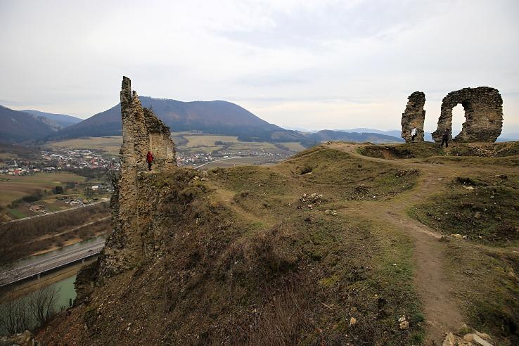 Na Považskom hrade