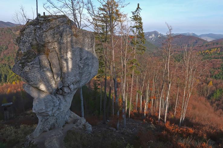 Kamenný kyjak