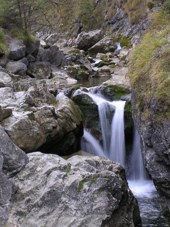 Potok Varínka u Terchovej