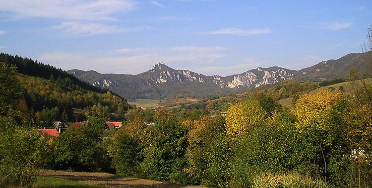 Súľovské vrchy