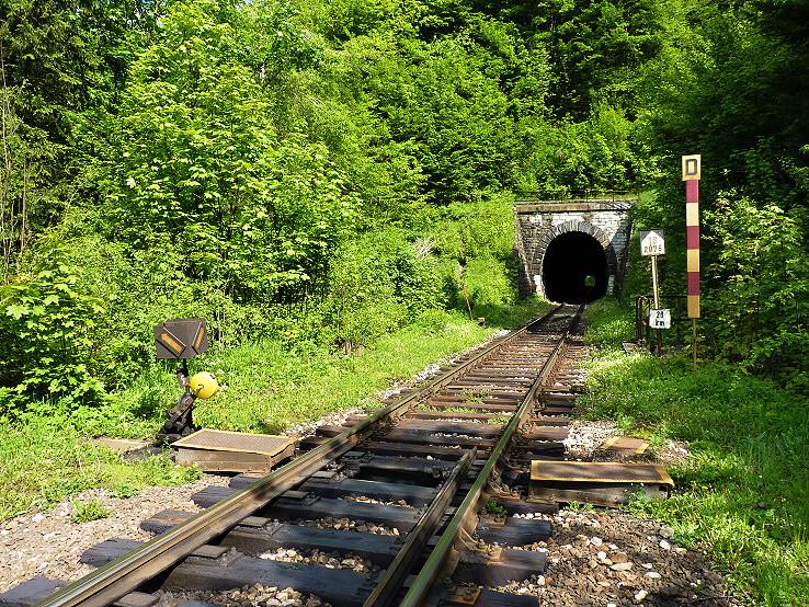 Harmanecký tunel II.