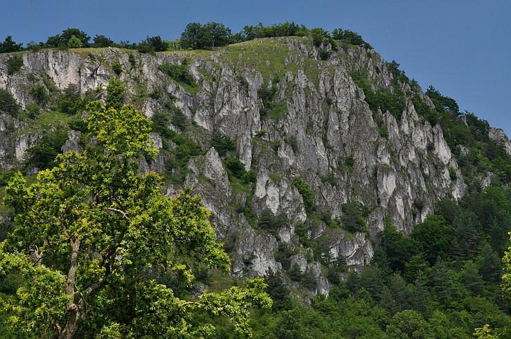 Veľké skaly Podskalského Roháča