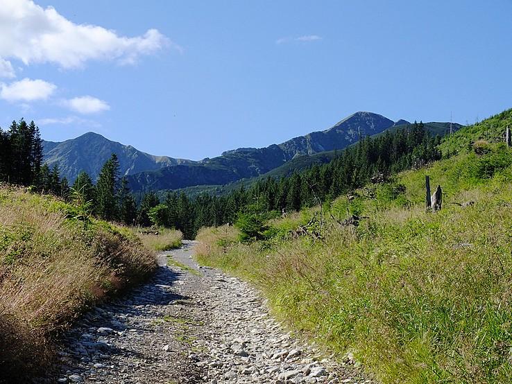 Záver Roháčskej doliny