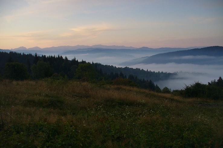Kysucké hmly