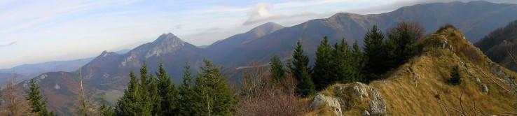 Malofatranské panorama