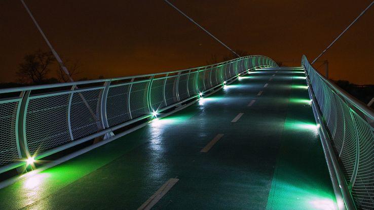 Vecer na moste II