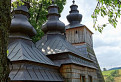 Gréckokatolícky kostol sv. Michala Archanjela v obci Dubne