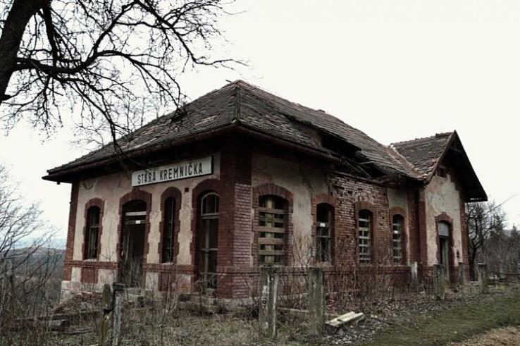Zabudnutá železničná stanica