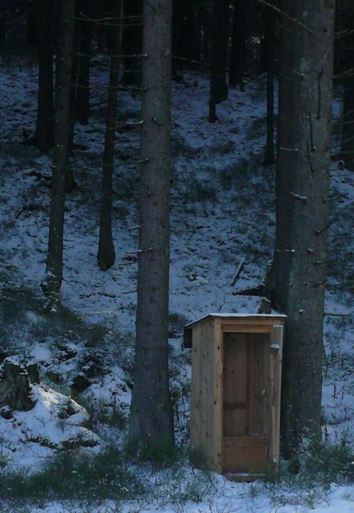 Dnes je otvorené, alebo romantika v lese .