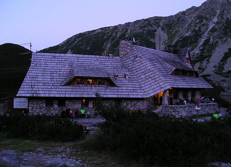 Naj chata v Poľsku