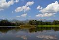 A opäť Štrbský rybník