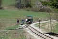 Kysucká lesná úvraťová železnica. (3)