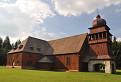Dreveny artikularny kostol vo Svätom Kríži