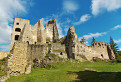 Zrúcaniny hradu Likava