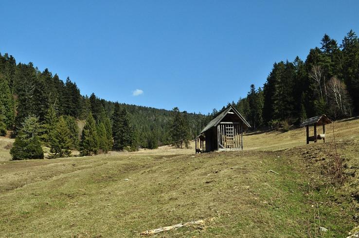 V údolí Svinky