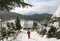 Zimná turistika vo Veporských vrchoch