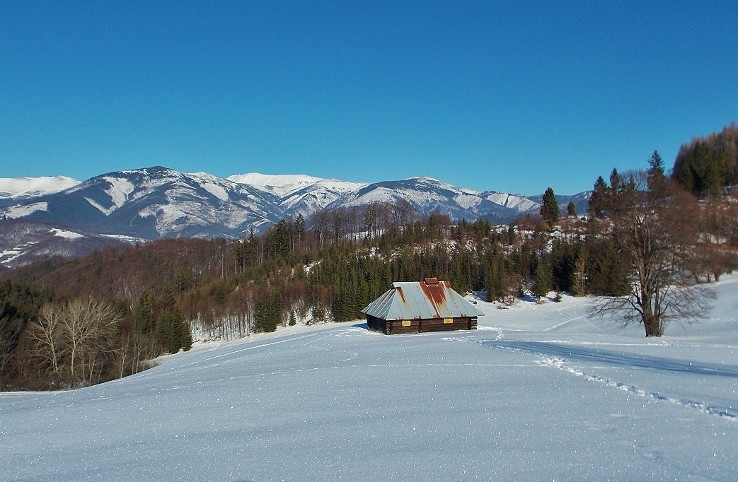 Zimný hrebeň NT