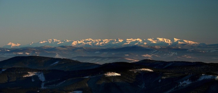 Najvyššie Karpaty
