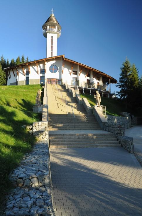 Kostol na Živčákovej