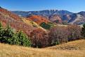 jesenný pohľad z Južného Rakytovského sedla
