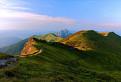 Pohladenie na hrebeni