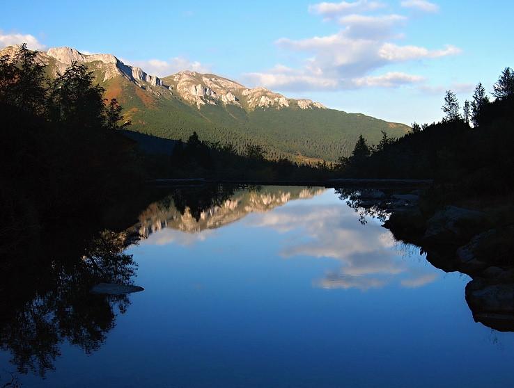 Tatranské zrkadlenie