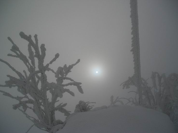Zima na Veľkom Choči I.