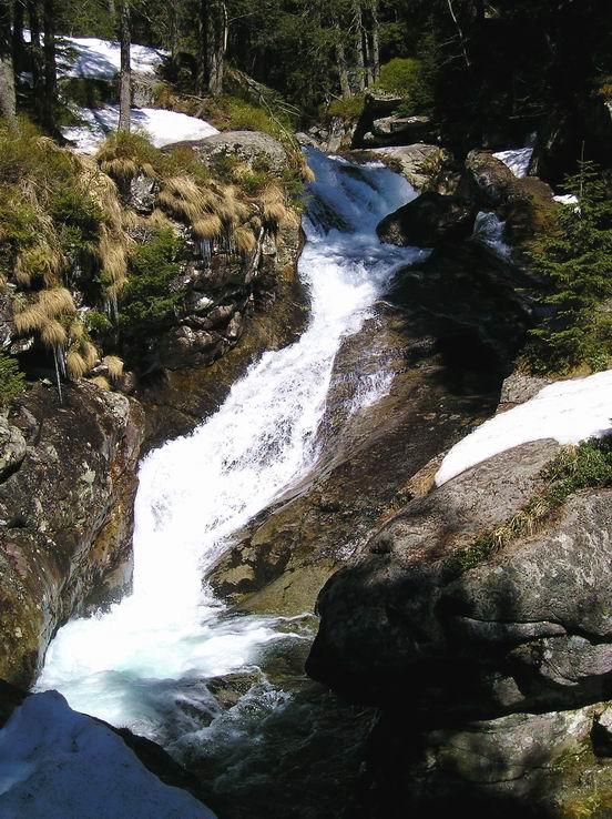 Malý Skrytý vodopád