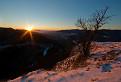 Znievsky západ slnka