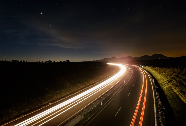 Tatranská highway