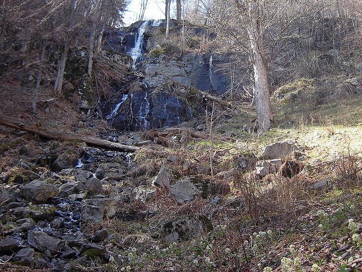 Pokutský vodopád