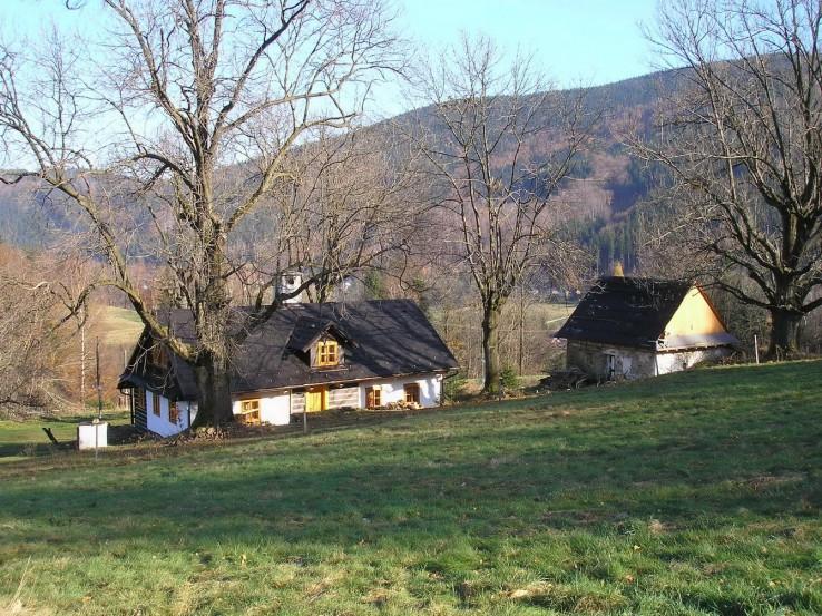 Obec Krásná