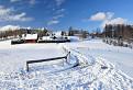 Zima na Priehybku