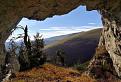 Cez skalné okno
