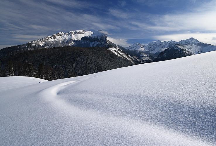 Snehová idyla