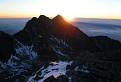 Prvé lúče slnka na Malom Ľadovom / 1.0870