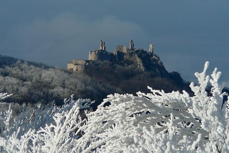 Plavecký hrad.