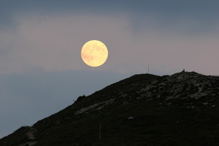 Spln mesiaca na Štefáničke
