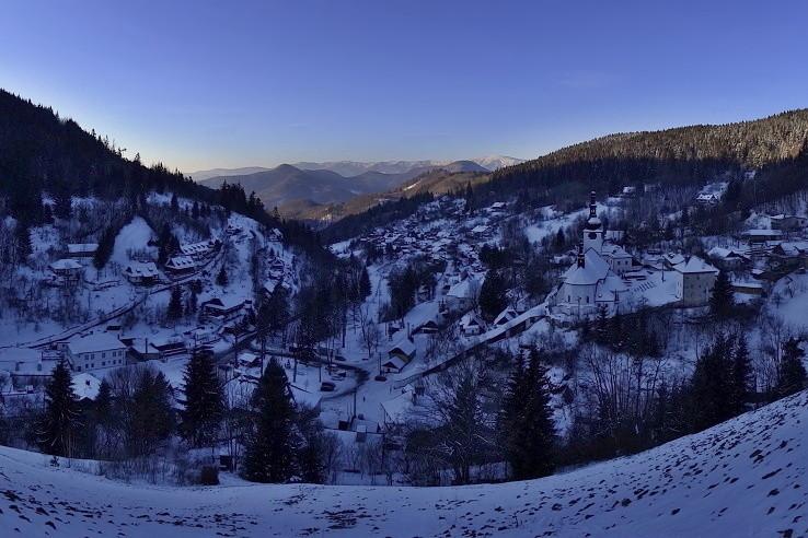 Ranná Špania Dolina