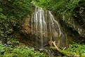 Horný  Strážovský vodopád