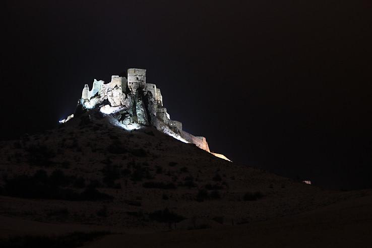 Spišský hrad inak